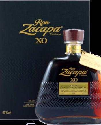 Ron Zacapa Centenario XO Solera Gran Reserva Especiale Confezione
