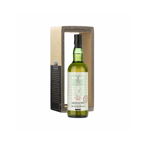 Whisky Bunnahabhain 14 Anni Wilson & Morgan