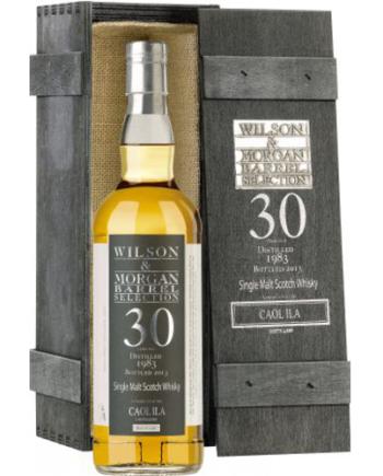 Whisky Caol Ila 27 Anni Wilson & Morgan Barrel Selection 1983