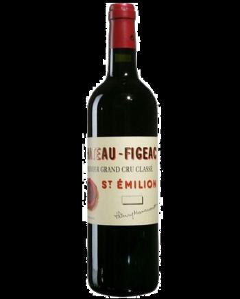 Chateau Figeac 2008 Cassa Legno da Due Bottiglie