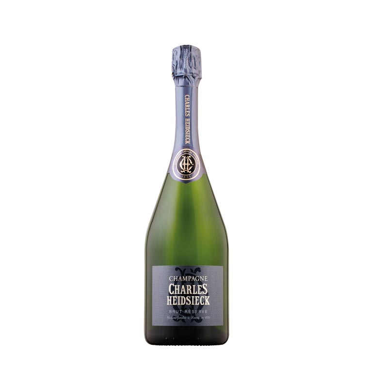champagne Charles Heidsieck brut reserve acquistarevinionline.com